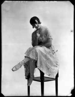 Miss Marcelle, by Bassano Ltd - NPG x154785