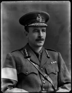 Sir Torquhil George Matheson, 5th Bt, by Bassano Ltd - NPG x154798