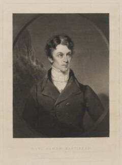 James Martineau, by and published by James Stephenson, published by and after  Charles Agar, published 1847 (1846) - NPG D38298 - © National Portrait Gallery, London