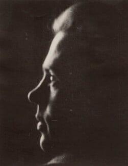 Victor Musgrave, by Ida Kar, 1943-1944 - NPG x134017 - © National Portrait Gallery, London