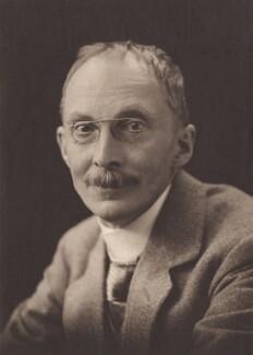 Halliday Sparling, by George Charles Beresford - NPG x26523