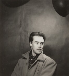 Victor Musgrave, by Unknown photographer, late 1940s - NPG x134023 - © National Portrait Gallery, London