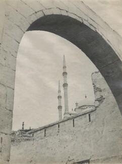 Muhammad Ali Mosque, Citadel, Cairo, by Ida Kar - NPG x134030