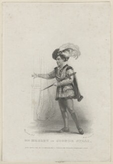 Robert Keeley in Signor Sylli, by Robinson, published by  John Cumberland, after  Thomas Charles Wageman - NPG D38549
