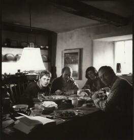 (Charlotte) Ann Chadwick (née Secord); Bingham Wilson; Ida Kar; Lynn Chadwick, by Ida Kar - NPG x134078