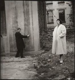 Terry Taylor; Ida Kar, by Ida Kar, 1956 - NPG x134086 - © National Portrait Gallery, London