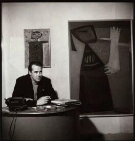 Victor Musgrave, by Ida Kar - NPG x134096