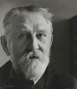 Nikolai Ivanovich Svishchov-Paola, by Ida Kar - NPG x134101