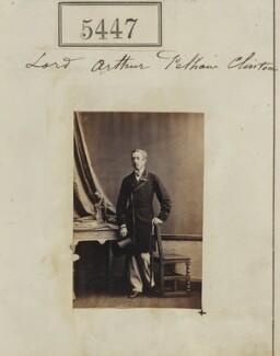 Lord Arthur Pelham-Clinton, by Camille Silvy - NPG Ax55407