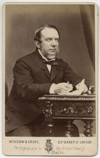 Michael William Balfe, by Window & Grove - NPG x134139
