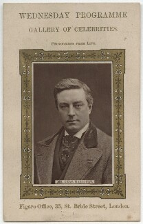 Charles Harcourt (Charles Parker Hillier), published by Figaro Office - NPG x17347