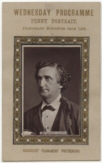 George Honey, published by Figaro Office - NPG x18575