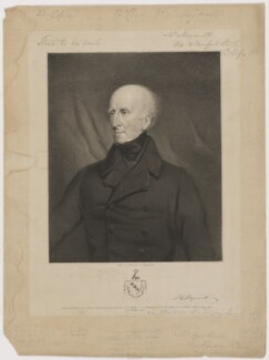 J.W. Meymott, by John Samuelson Templeton, printed by  M & N Hanhart, published by  Henry Graves & Co - NPG D38396