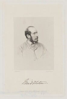 Henry Willoughby, 8th Baron Middleton, by Joseph Brown, published by  A.H. Baily & Co, after  William Henry Southwell - NPG D38407