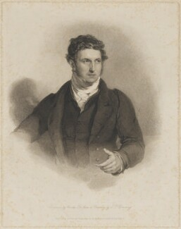 John Vane, by Charles Fox, published by  Moon, Boys & Graves, after  Stephen Poyntz Denning - NPG D38812