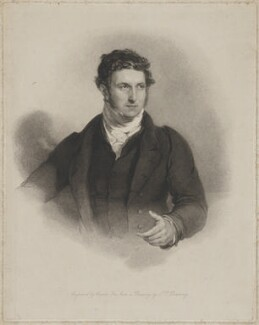 John Vane, by Charles Fox, after  Stephen Poyntz Denning - NPG D38813