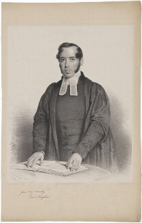 James Vaughan, by Charles Baugniet, published by  Joseph Hogarth - NPG D38823