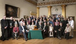 Royal Academicians In General Assembly, by Dennis Toff - NPG x134136