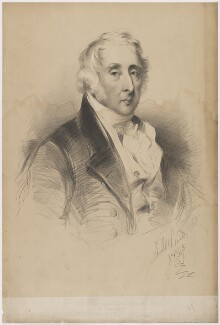 Sir William Mordaunt Sturt Milner, 4th Bt, by James Henry Lynch, printed by  Day & Son, after  Daniel Macdonald - NPG D38826
