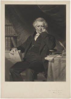 Henry Venn, by Henry Cousins, after  George Richmond, early 1860s - NPG D39229 - © National Portrait Gallery, London