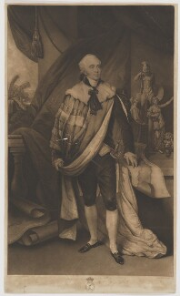 Gilbert Elliot, 1st Earl of Minto, by Charles Turner, after  George Chinnery - NPG D38843