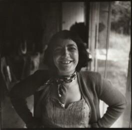 Ida Kar, possibly by Lynn Chadwick - NPG x134141