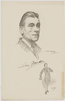 Leo Morker, after Charles Buchel (Karl August Büchel), after  John Hassall - NPG D38850