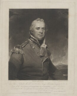 Sir John Nicholl, by and published by and after Peltro William Tomkins - NPG D38756