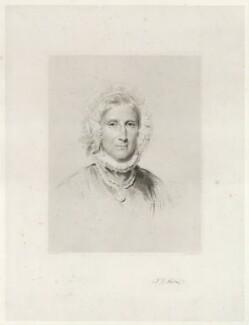 Frances Dorothea Hoare, by James Posselwhite, after  George Richmond - NPG D38587