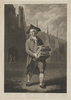 John Nicholson, by James Caldwall, published by  John Nicholson, after  Ramsay Richard Reinagle - NPG D38760