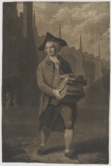 John Nicholson, by James Caldwall, published by  John Nicholson, after  Ramsay Richard Reinagle - NPG D38761