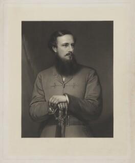 John Nicholson, by Arthur N. Sanders, after  Thomas Francis Dicksee - NPG D38762