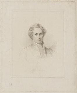 Francis Russell Nixon, by George Brown, after  George Richmond - NPG D38975