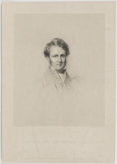 Baptist Wriothesley Noel, by W. Joseph Edwards, published by  Henry Squire & Co, after  George Richmond - NPG D38976