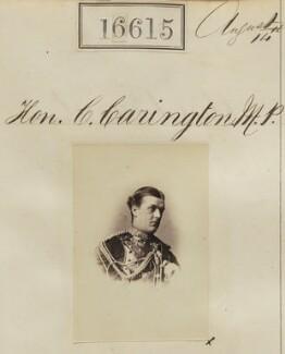 Charles Robert Wynn-Carington, Marquess of Lincolnshire, by Camille Silvy - NPG Ax64520