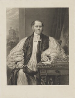 Henry Montagu Villiers, after Unknown artist - NPG D39253