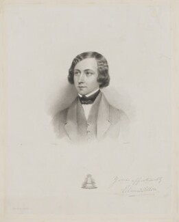 Edward Dillon, by James Posselwhite, after  Eden Upton Eddis - NPG D39255