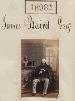 James Baird, by Camille Silvy - NPG Ax64862