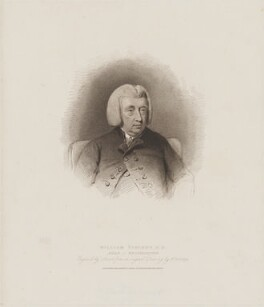 William Vincent, by Charles Picart, published by  T. Cadell & W. Davies, after  Henry Edridge - NPG D39258