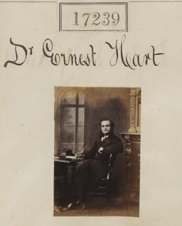 Ernest Abraham Hart, by Camille Silvy - NPG Ax65110