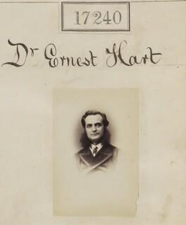 Ernest Abraham Hart, by Camille Silvy - NPG Ax65111