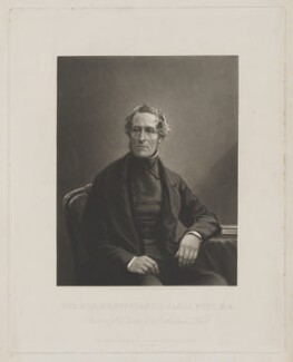 Francis James Noel, by George Zobel, printed by  Thomas Brooker, published by  Paul and Dominic Colnaghi & Co, after  Antoine Claudet - NPG D38977