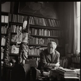 André Breton, by Ida Kar - NPG x134158