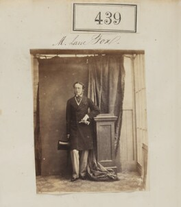 George Sackville Frederick Lane-Fox, by Camille Silvy - NPG Ax50180