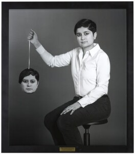 Shami Chakrabarti, by Gillian Wearing - NPG 6923