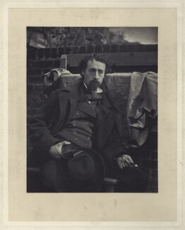 Charles Samuel Keene, by Horace Harral - NPG x18978