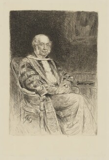 John Inglis, Lord Glencorse, by William Brassey Hole - NPG D38898