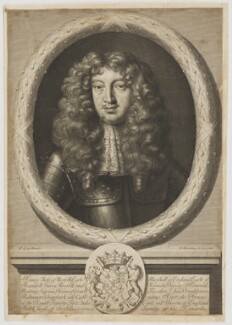 Henry Howard, 6th Duke of Norfolk, by Abraham Blooteling (Bloteling), after  Sir Peter Lely - NPG D38989