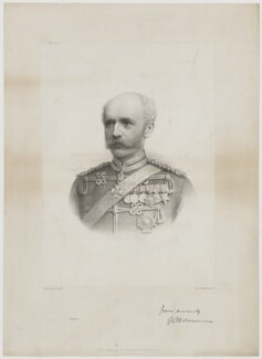 G.S. Warman, published by Morris & Co, after  Unknown artist - NPG D39270