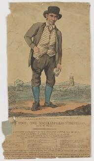 Joseph Edge, by W.H. Watson, published 1806 - NPG D10979 - © National Portrait Gallery, London